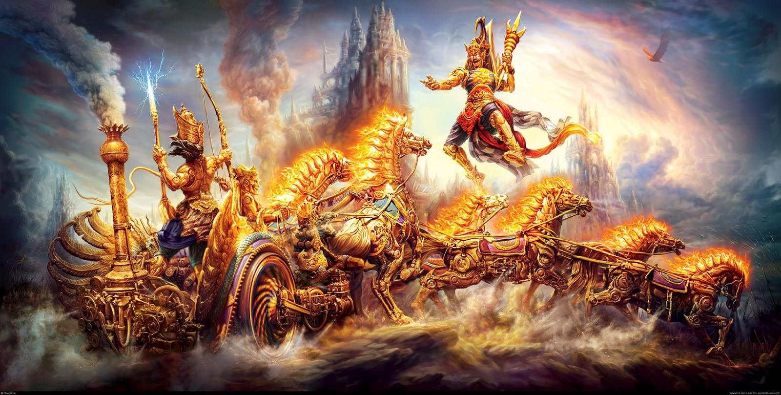 http://indiaopines.com/ghatotkacha-warrior-kurukshetra-war/